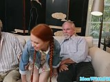 Homemade, Sucking, Neighbors, Doggystyle, Girl next door, Bent over, Amateurs, Pigtails, Old and young, Reality, Old man, Cock, Old, Young, Horny, Fucking, Teen, Petite, Blowjob, Redhead