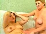 Grandmother, Strapon, Mommy, Mature, Lesbian, Blonde, Big tits, Boobs, Toys, Hairy, Tits, Granny, Brunette, Russian