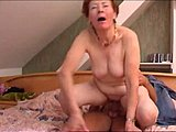 Old, Grandmother, Young, Granny, Mature, Horny