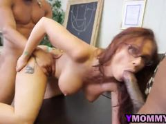 Group, Milf, At work, Office, Sucking, Fucking, Big black cock, Angry, Cock, Tits, Monster cock, Big tits