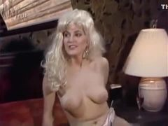 Spermsprut, Blondine, Antikk, Vintage, Hårete, Sæd, Retro, Par, Moden, Blowjob