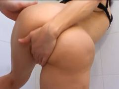 European, Mature, Anal, Bathroom, Milf, Taboo, Assfucking, Old woman, Young, Fucking, Mommy, Ass, Old, Not son, French