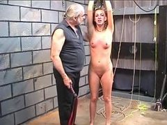 Punished, Teen, Bdsm, Kinky, Brunette, Gagging, Sex, Slave, Disgrace, Rough, Choking, Extreme, Bitch, Roleplay, Crying, Tits, Spanking, Bound