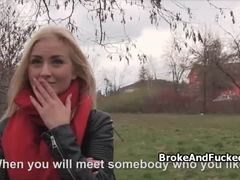 Sex, Pretty, Wanking, Forest, Sex for cash, Fucking, Outdoor, Nature, Blonde, Amateurs, Sucking