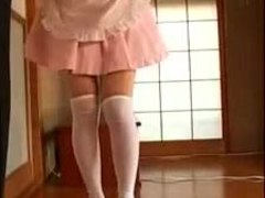 Uniform, Masturbation, Japanese, Maid, Fingering, Asian, Amateurs, Pigtails