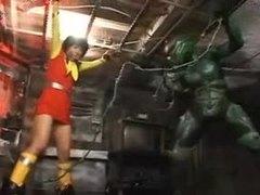 Alien, Fetish, Monster, Milf, Sexy, Tied up, Japanese, Torture, Bdsm, Asian