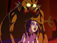 Creampie, Goth, Parody, Hentai, Extreme, Anime, High definition, Cartoon, Double penetration, Double
