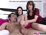 Not daughter, Group, Milf, Mother-in-law, Cute, Tight, Mommy, 3 some, Cock, Young, Cougar, Big cock, Fucking, Teen, Not son, Monster cock, Old